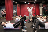 567GO健身教练培训