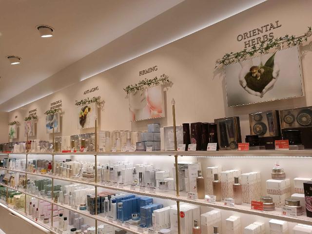 护肤品加盟店,加盟美妆店