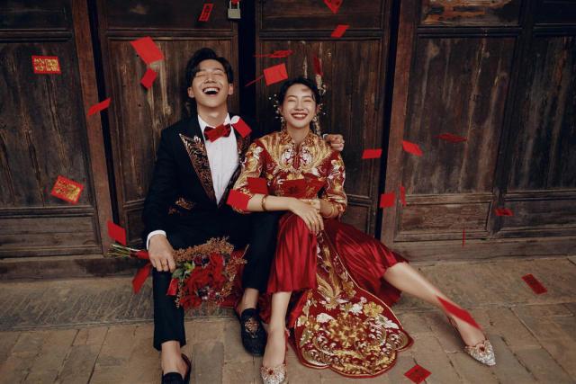 全球最美必拍的十大婚纱照风格有哪些?婚纱摄影前十名排行榜
