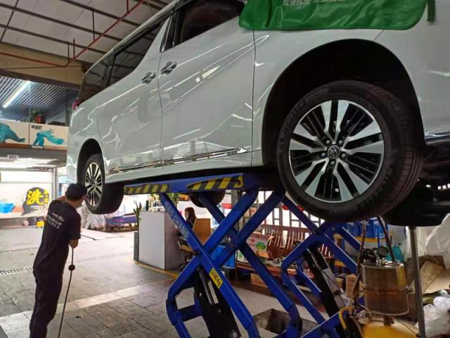 汽车保养-小车保养一般都有哪些项目?