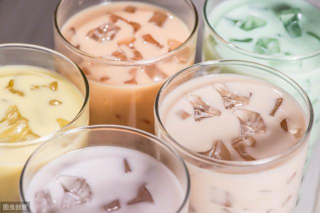 到哪里学奶茶制作比较好,奶茶培训一般需要学多久?